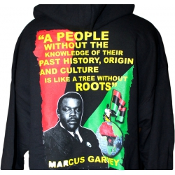 Veste zippée Sweat Marcus Garvey
