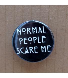 Badge humour