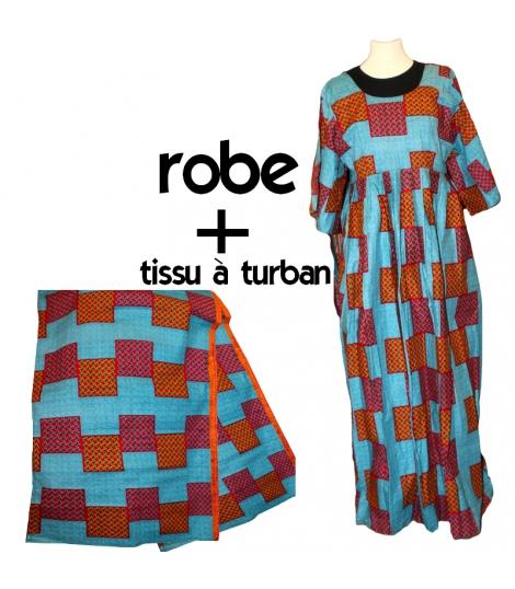robe africaine s n gal. Black Bedroom Furniture Sets. Home Design Ideas