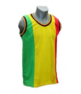 T-shirt Rasta filet