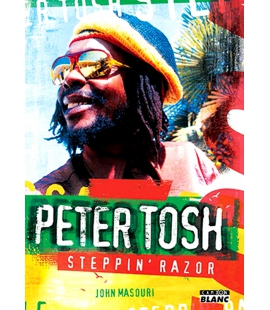 Peter Tosh Steppin' Razor
