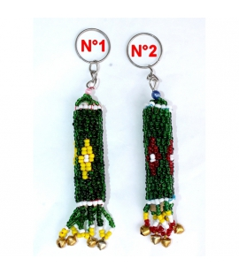 Choix de porte clés petites perles