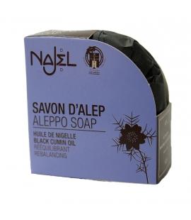 Savon Alep huile de nigelle