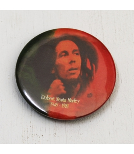 Grand badge Bob Nesta Marley