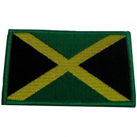 Sticker rasta drapeau de Jamaïque