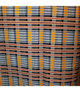 Tissu africain doube pagne