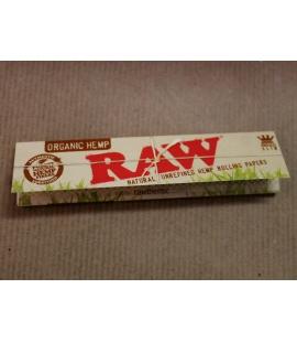 Feuilles Slim Raw Organic bio