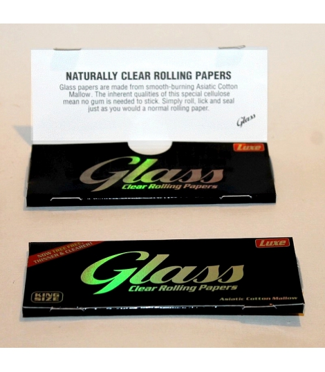 Papier Glass King Size