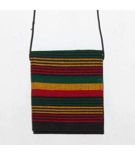 Pochette Rasta sac passeport éthiopien