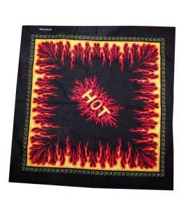 Bandana hot fire
