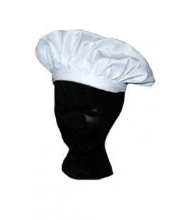 Charlotte de cuisinier Polyster et Coton