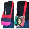 Sac coton bandoulière Bob Marley