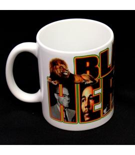 Tasse mug Black Heros Héros Noirs