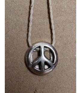 Petit pendentif paix peace