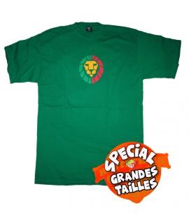 T-shirt Rasta vert