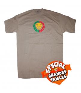T-shirt Rasta beige
