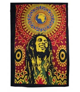 Petite tenture Bob Marley Africa