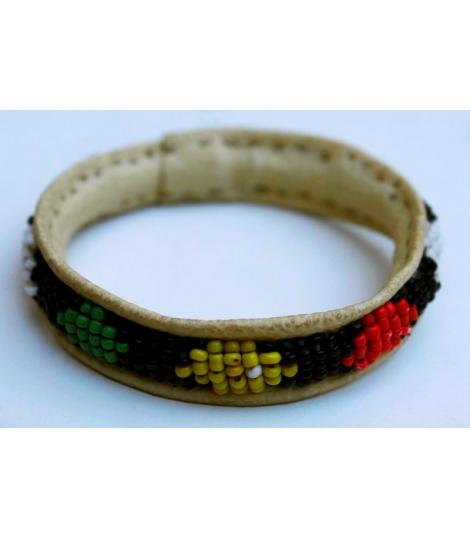 Petit bracelet perles Mali