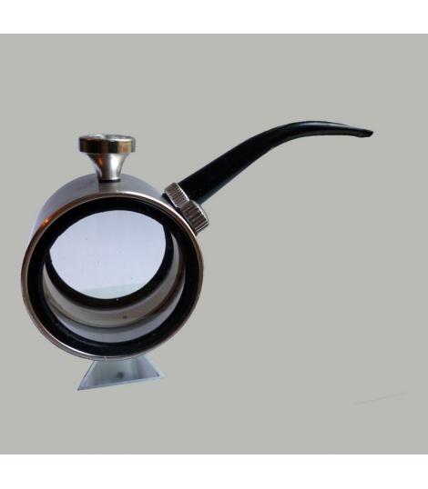 Petite pipe ronde originale