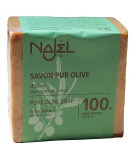 Savon Alep pur olive