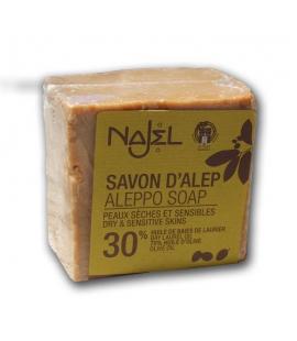 Savon Alep peaux seches et sensibles