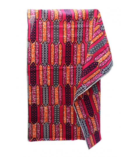 Tissu pagne africain real wax