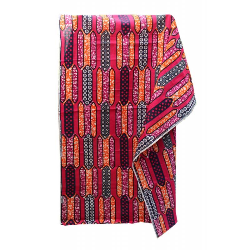 Tissu pagne africain real wax imprime en Cote d' Ivoire ...