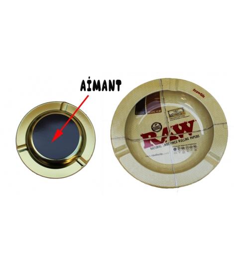 Cendrier Raw avec aimant