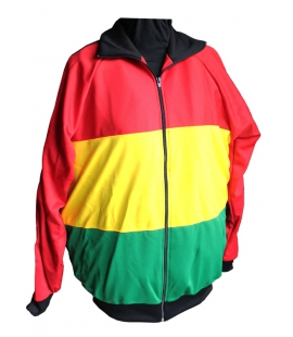 Veste Rasta survetement
