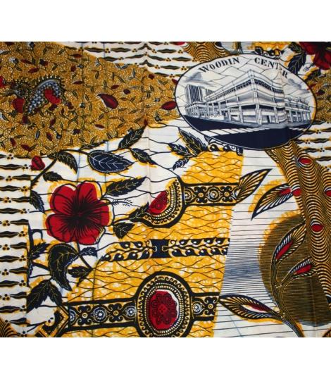 Grand coupon Wax Cote d' Ivoire