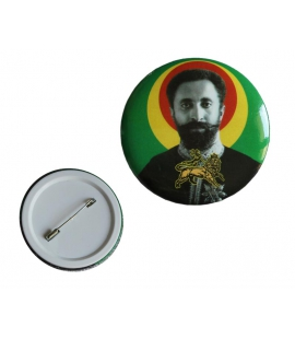 Grand badge Haile Selassie