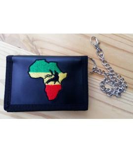 Portefeuille Rasta Lion Africa