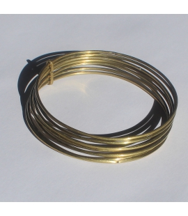Bracelet Touareg semainier en bronze