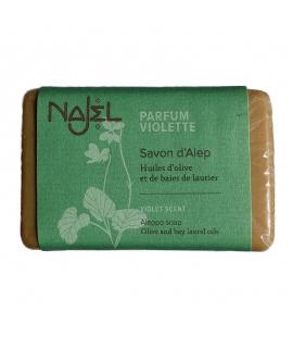 Savon Alep parfum violette