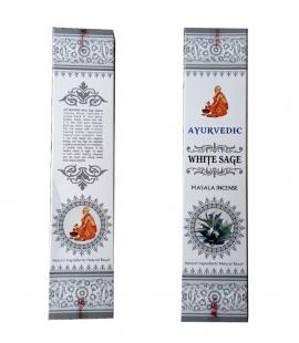 Encens sauge blanche Ayurvedic