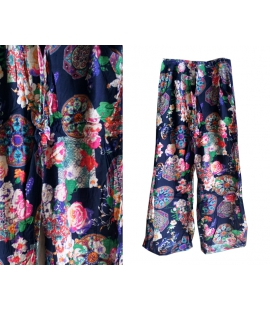 Pantalon leger roses