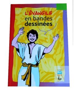L Evangile en bandes dessinees