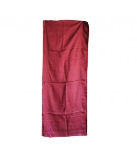 Turban Touareg rouge Cheche