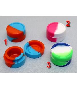 Choix de petites boites en silicone