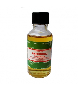 Huile aromatique Patchouli Satya 30 ml
