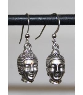 Boucles d oreilles Tete de Budha