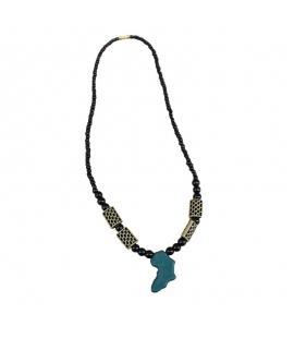 Collier africain artisanal