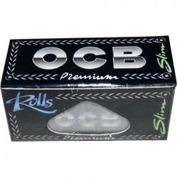 Rouleau OCB slim noir