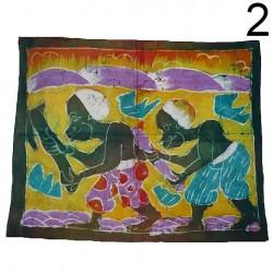 Batik Africain 1 et 2 Côte d Ivoire