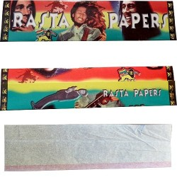 Papier cigarettes rasta X-X-large Bob Marley