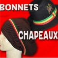 Chapeaux, casquettes, bonnets, bandanas