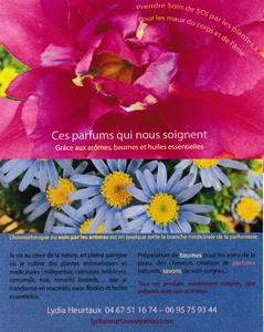Lili eaux florales huiles essentielles