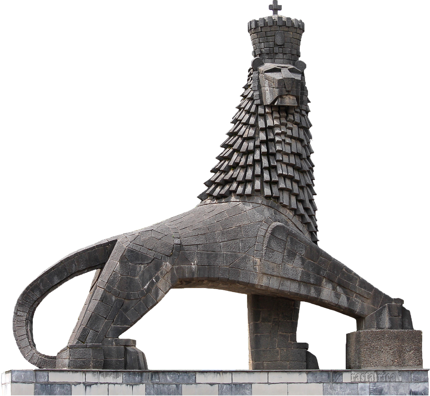 Lion de Juda Addis Abeba