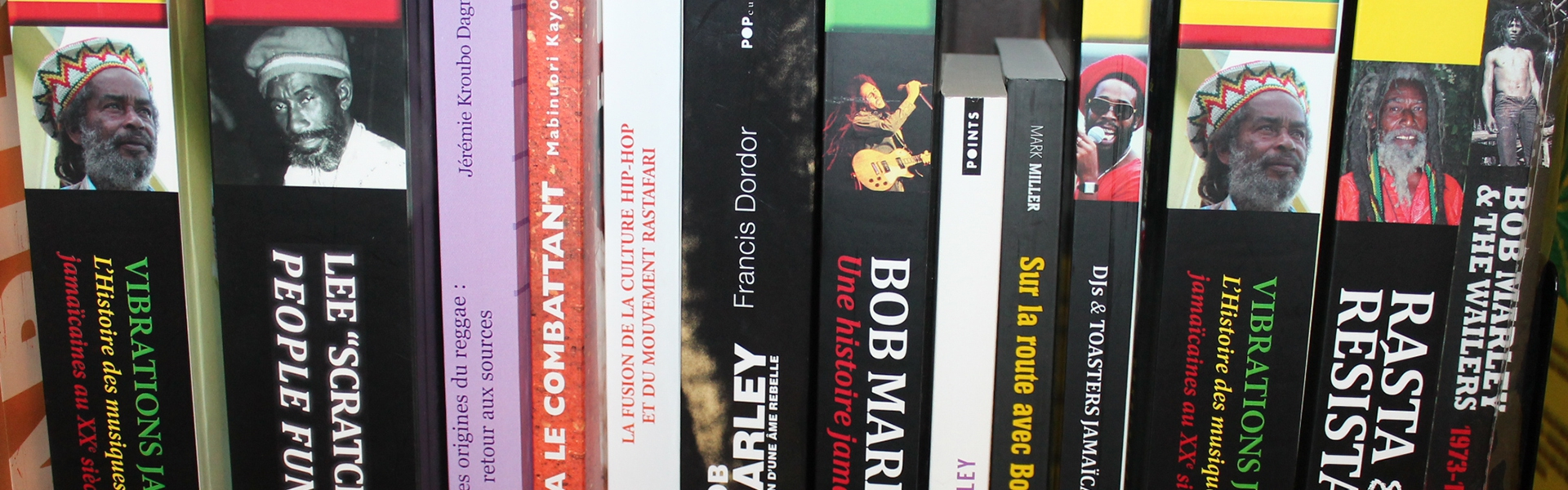 Librairie Rasta, livres Afrique, spiritualité, Rastafari